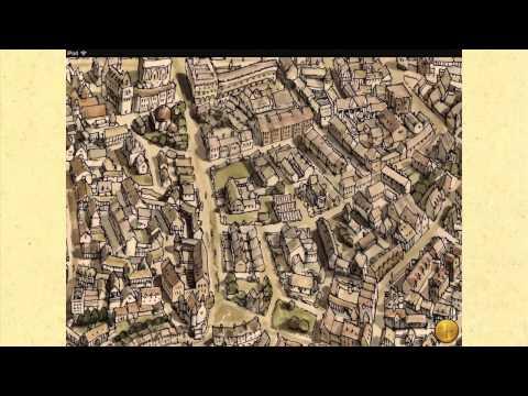 Discworld: The Ankh-Morpork Map App Trailer