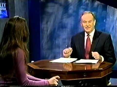 Sheila Kelley ed by Bill O'Reilly