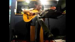 Solo guitar của Lạnh Lùng Vải