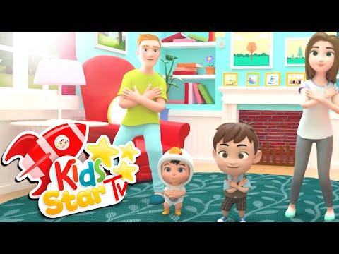 I Love My Family - Nursery Rhymes Kids Song - Kids Star TV