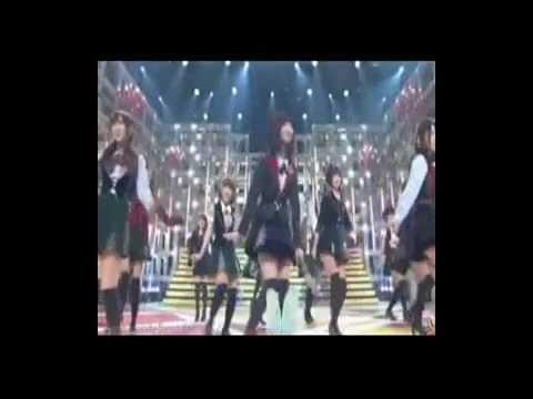 AKB48 - Eien Pressure Live