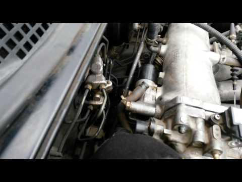 94 Integra RS IACV, FITV, Throttle body cleaning