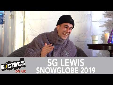 SG Lewis at SnowGlobe 2019 - Talks Elton John, Upcoming New Music