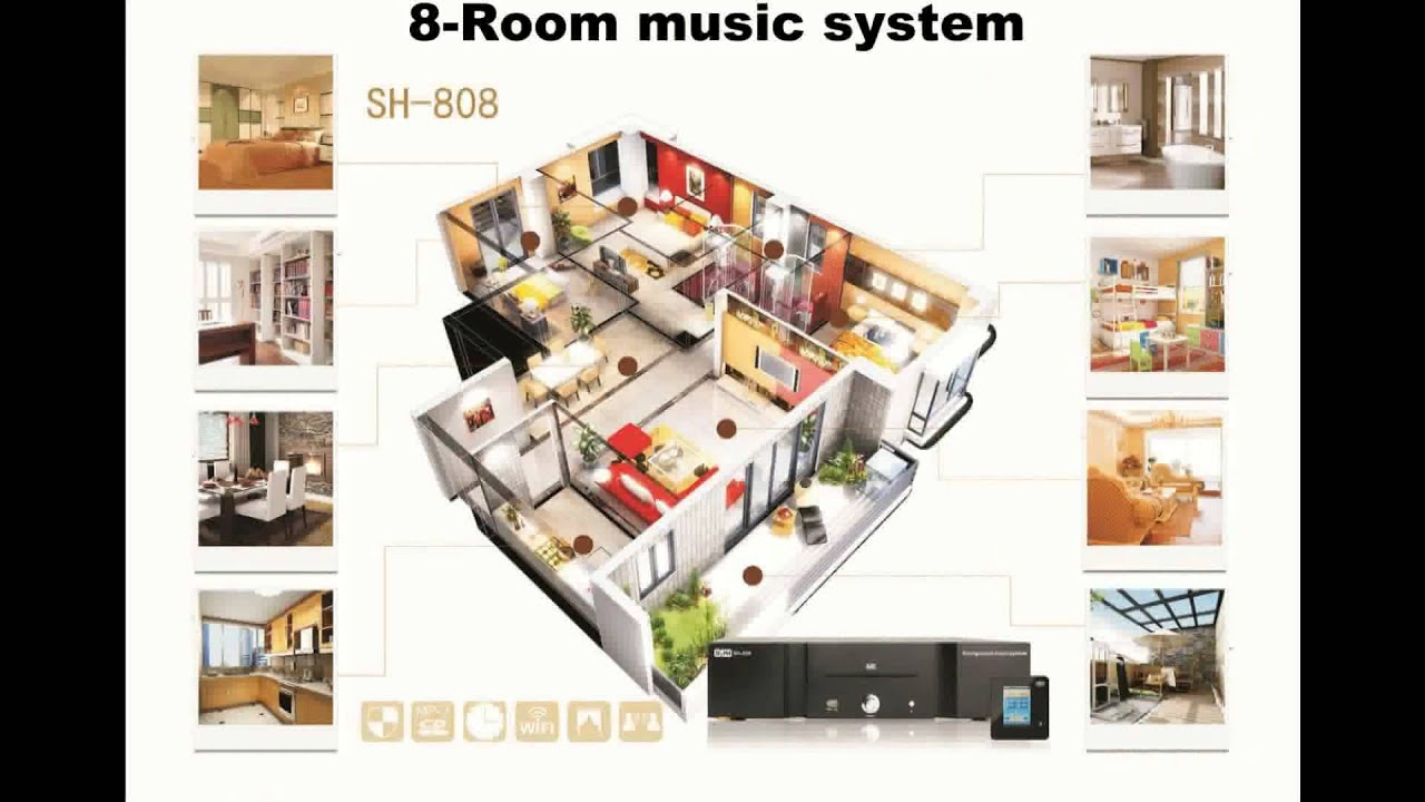 Distributed Home Audio Systems,distributed Music,distributed Sound,distributed  Sound System