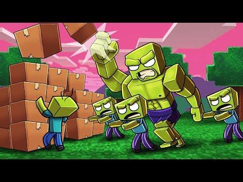 Minecraft | ZOMBIE BOX FORT DEFENSE! (Box Fort vs Zombie Apocalypse) thumbnail