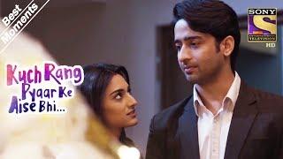 Kuch Rang Pyar Ke Aise Bhi   Dev Makes Sonakshi Upset   Best Moments