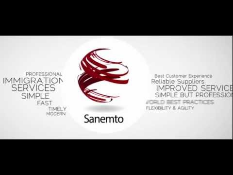 Sanemto - professional immigration services (VISA, residence permit, company formation)