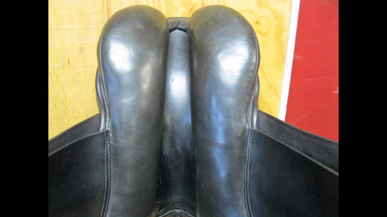 Stubben Scandica Used Dressage Saddle 17