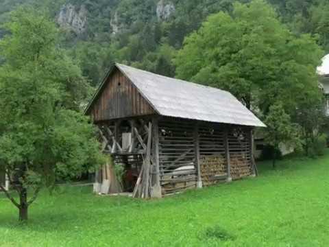 Travel Slovenia Lake Bohinjka with Glen & Leslie