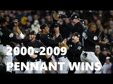 MLB | Pennant Winning Pitches | 2000-2009