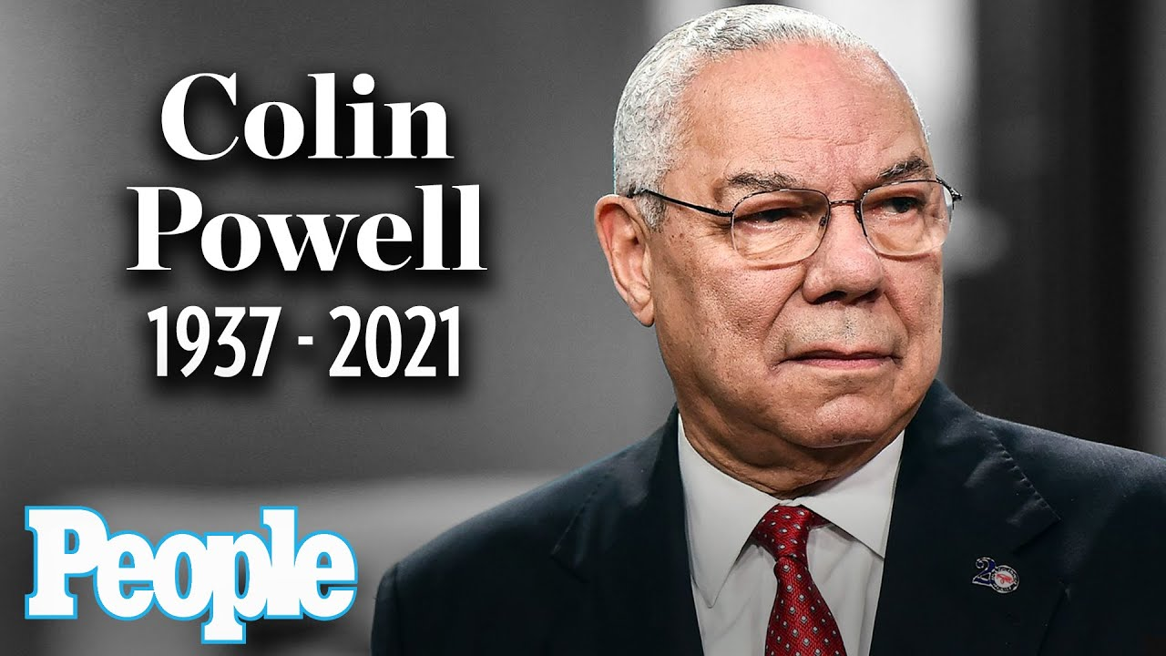 Colin Powell, Former Secretary of State, Dead at 84 After COVID-19 Complications   PEOPLE
