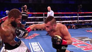 Between The Ropes: Championship Rounds - Saunders-Lemieux & 2018