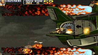 Metal Slug 5 Elite Test Run (Deaths/Debugs/ETC CHECKS)