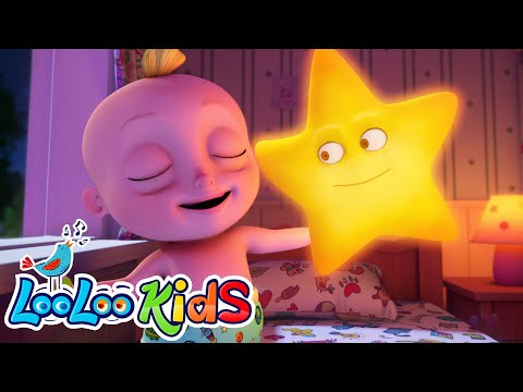 twinkle-twinkle-little-star---best-educational-lullaby-|-looloo-kids
