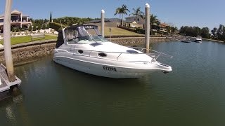 Mustang 2400 Club Sport for sale Action Boating boat sales, Gold Coast, Queensland, australia