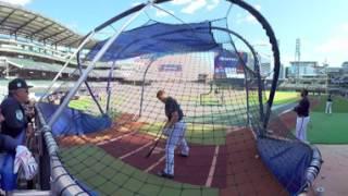 AJC 360 | Braves Freddie Freeman takes BP SunTrust Park