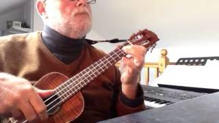 Tin Roof Blues - solo ukulele - Colin Tribe on LEHO