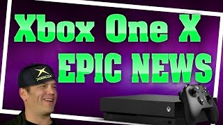 Xbox One X Gets Absolutely Awesome News! This Changes Everything From Now On!