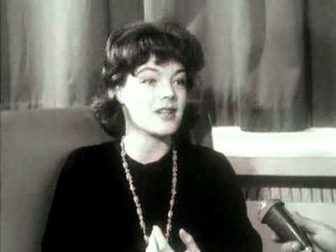 Romy Schneider interview (1962)