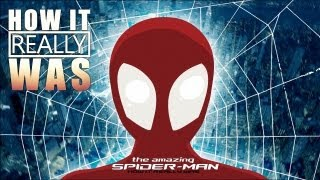 HIRW: Новый Человек-паук (The Amazing Spider-man)(THE AMAZING SPIDER-MAN. How it really was. ▷ OFFICIAL WEBSITE: http://hirw.ru ▷ TWITTER: http://twitter.com/darkraywayrer ▷ VKONTAKTE: ..., 2013-05-08T12:00:19.000Z)