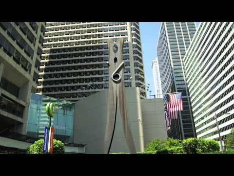 Clothespin by artist Claes Oldenburg - Museum Without Walls™: AUDIO