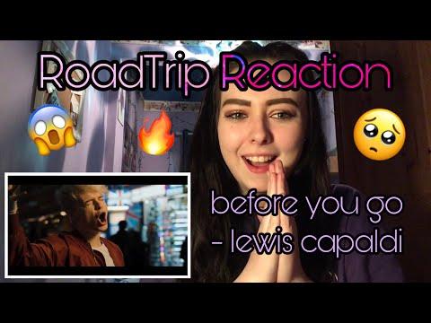 RoadTrip Reaction    Lewis Capaldi - Before You Go (BOYBAND COVER)