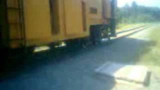 Капитальный ремонт подъездного ж/д пути 6,5 км(, 2012-02-21T18:44:38.000Z)