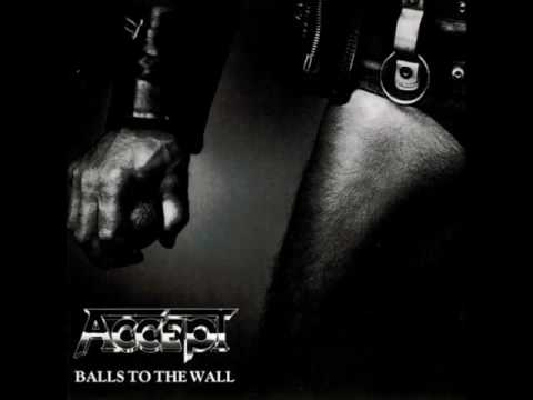 ACCEPT # Balls To The Wall # 1983 # FULL ALBUM HD