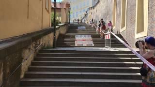 Pražské schody 2016