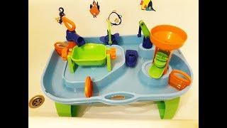 Водный мир полесье | ОБЗОР игрушки | Играем с водой