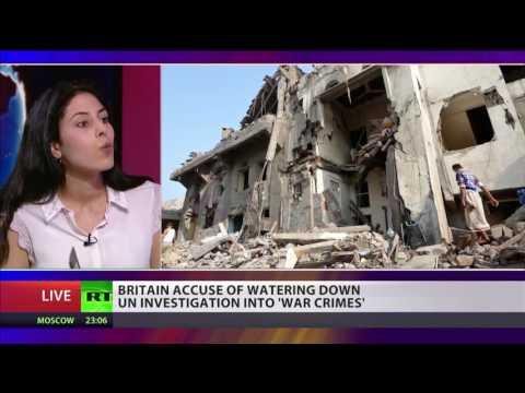 Britain blocks independent UN investigation into 'war crimes' in Yemen