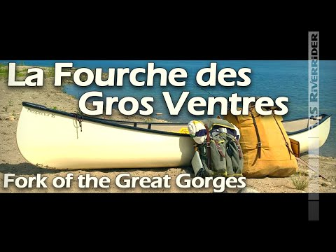 Fork of the Great Gorges | 4 day trip canoeing Gardiner Dam to Saskatoon