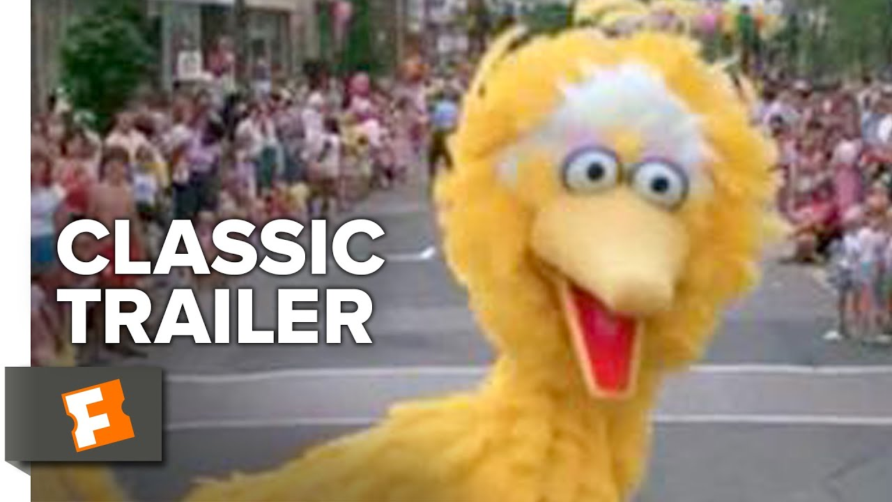 Sesame Street Presents Follow That Bird 1985 Official Trailer Big Bird Chevy Chase Movie