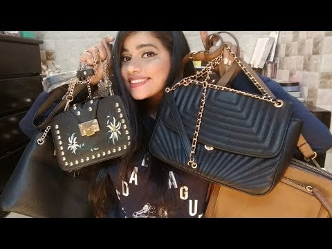 MY EVERYDAY AFFORDABLE  BAG COLLECTION - UPDATED - 2018 |TheLifeSheLoved| Sana K