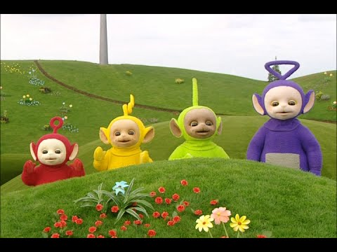 Teletubbies Hide And Seek Tv Event