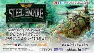 Steel Empire (Nintendo eShop) Trailer by Teyon