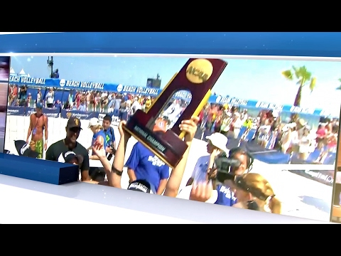 First to 500: 2016 USC beach volleyball