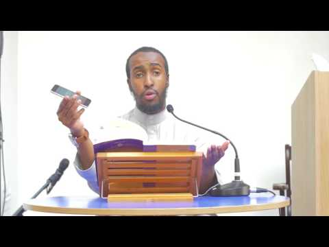 Part 5 || Explanation of Etiquettes of Critical theory  and Debate  || Ustadh AbdulRahman Hassan