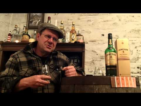 whisky review 545 - Jameson Gold Reserve whiskey