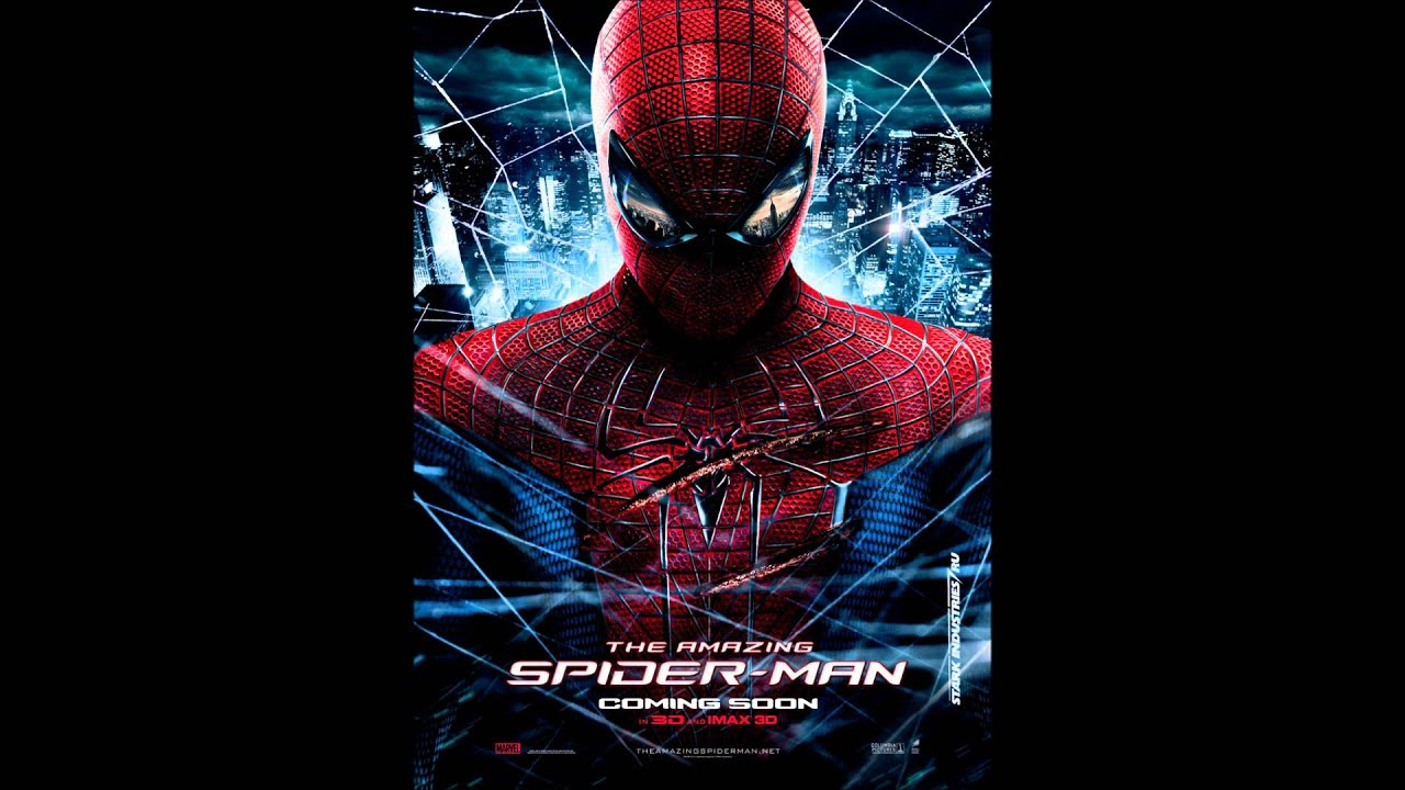 The Amazing Spiderman Movie Theme Song