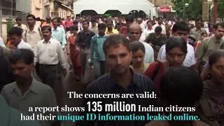 **WARNING** India Is Paving The Way for The Mark of The BEAST (Biometric Cashless Society)