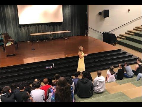 May 3, 2018 - Salem Church Middle School