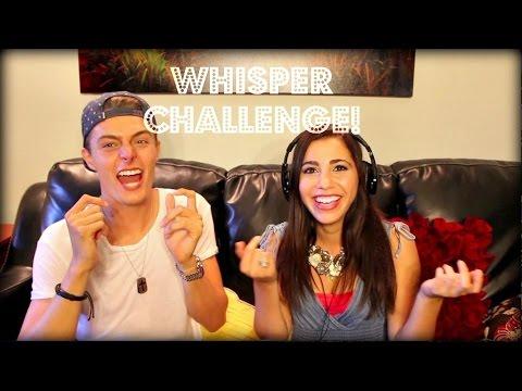 WHISPER CHALLENGE! ft. Brian Redmon