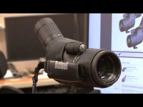 Bushnell Legend Ultra HD 12-36x50 Spotting Scope - OpticsPlanet.com
