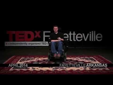 Humility, knowledge, and access: Raymond Walter at TEDxFayetteville