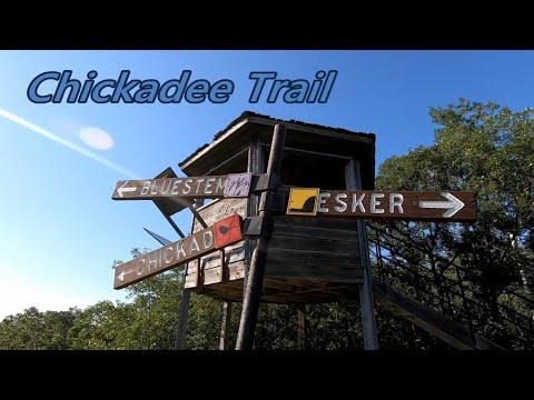 CHICKADEE TRAIL: Birds Hill Provincial Park