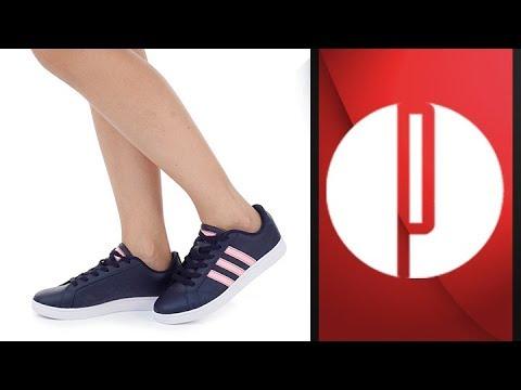 Adidas Neo Marrom – Show de Tênis