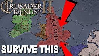 Survive the Norman & Norwegian Invasion 1066 - Crusader Kings II
