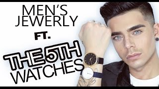 Jewelry for Men  | The 5th Watches