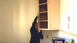 Kitchen Remodel Cabinet Install Part 2